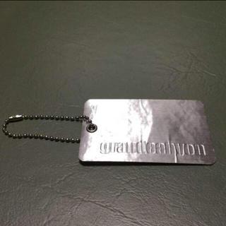グランドキャニオン(GRAND CANYON)のGRAND CANYON GDCボールチェーンシルバーカードチェーン未使用レア(キーホルダー)