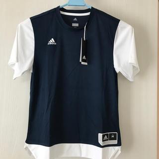 アディダス(adidas)のアディダス シャツ Mサイズ 新品 BQ7792 バスケットボール(Tシャツ/カットソー(半袖/袖なし))