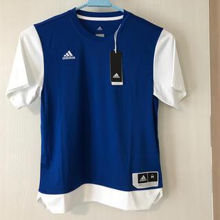 アディダス(adidas)の新品 アディダス シャツ Mサイズ BQ7789(Tシャツ/カットソー(半袖/袖なし))