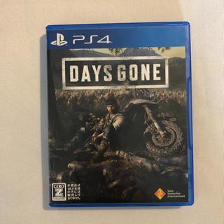 ソニー(SONY)のPS4 DAYS GONE(家庭用ゲームソフト)