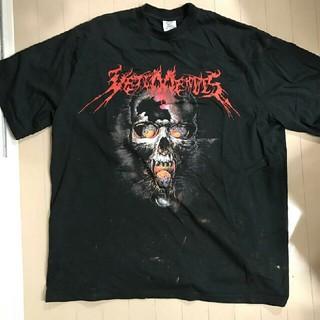 Balenciaga - VETEMENTS Heavy Metal Tシャツ