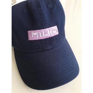 MILKFED. - 未使用品 ミルクフェド  キャップ MILKFED.