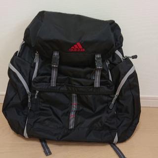 adidas - アディダス・スポーツリュック・黒・合宿修学旅行