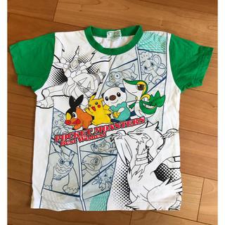 ポケモン(ポケモン)のTシャツ ポケモン 120(Tシャツ/カットソー)