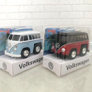 フォルクスワーゲン(Volkswagen)の【巷ではかなりプレミアが付いてます】フォルクスワーゲン TYPE2 チョロQ (ミニカー)