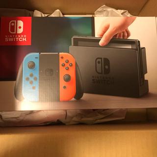 任天堂 - 【送料無料】ニンテンドー スイッチ Nintendo Switch