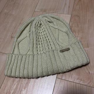 ディーゼル(DIESEL)のDIESEL☆ニット帽(ニット帽/ビーニー)