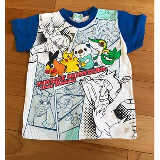 ポケモン(ポケモン)のTシャツ ポケモン 110(Tシャツ/カットソー)