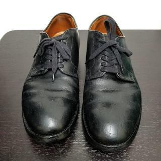 オールデン(Alden)のオールデン ドレスシューズ 黒 レザー お得!(ドレス/ビジネス)