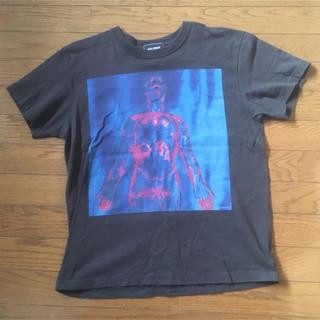ハーフマン(HALFMAN)のサイズs ニルヴァーナ tシャツ(Tシャツ/カットソー(半袖/袖なし))