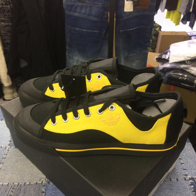 RAF SIMONS(ラフシモンズ)の【新品】adidas by RAF SIMONS SPRIT V 26.5cm メンズの靴/シューズ(スニーカー)の商品写真