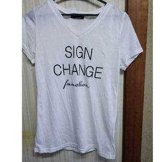 しまむら - 新品タグあり しまむら ロゴシャツ