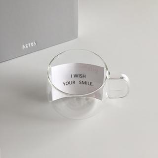 ACTUS - 【閉店sale】KINTO 耐熱ガラスカップ