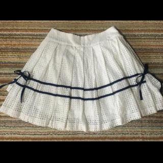 ジェーンマープル(JaneMarple)のジェーンマープル リボンスカート(ひざ丈スカート)