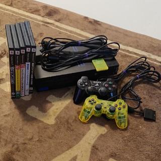 プレイステーション2(PlayStation2)のプレステ2 すぐ始められる♡(家庭用ゲーム本体)