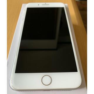 iPhone - iPhone8 plus 64GB 美品 SIMフリー シルバー