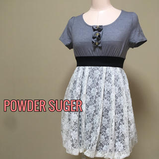 POWDER SUGAR - POWDER SUGER♡切り替えワンピース