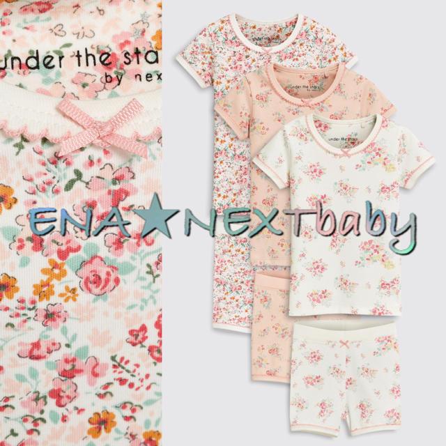 NEXT(ネクスト)のむむ様 専用ページ♡♡ キッズ/ベビー/マタニティのベビー服(~85cm)(パジャマ)の商品写真