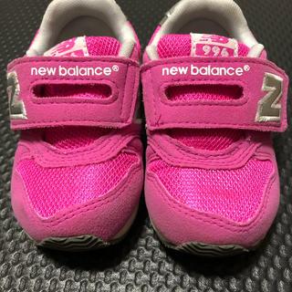 ニューバランス(New Balance)のニューバランス スニーカー マゼンタ(スニーカー)