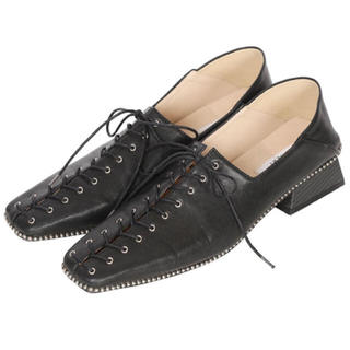 Ameri VINTAGE - Ameri vintage LACE UP LOAFER