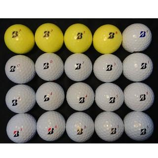 ブリヂストン(BRIDGESTONE)の※【美品】ツアー B X 20球 ロストボール ゴルフボール(その他)