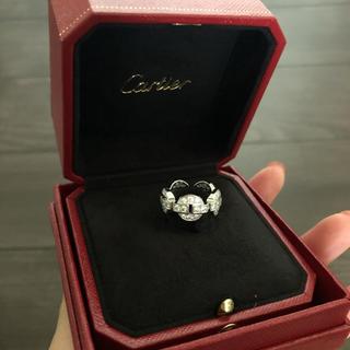 カルティエ(Cartier)のカルティエ イマリア フルパヴェダイヤ リング 指輪(リング(指輪))