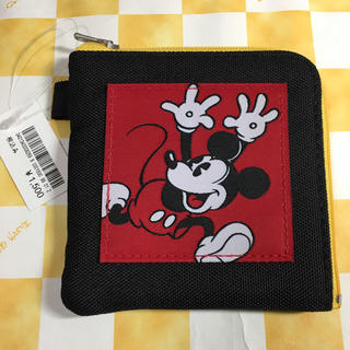 Disney - 東京ディズニーリゾート限定 ミッキー 財布 パスケース