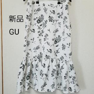 GU - 新品 GU スカート