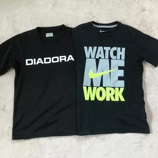 ディアドラ(DIADORA)の130セット スポーツTシャツ(Tシャツ/カットソー)