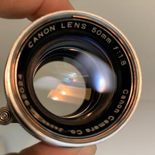 LEICA - ライカ L マウント 50mm f1.8 レンズ綺麗