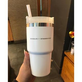 Starbucks Coffee - 台湾 スターバックス バレンタインStanleyコラボ タンブラー