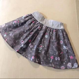 mezzo piano - ♡メゾピアノ ♡スカート