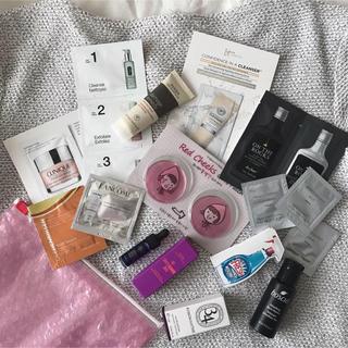 セフォラ(Sephora)のスキン 、ヘアケア と 香水 サンプル セット(サンプル/トライアルキット)