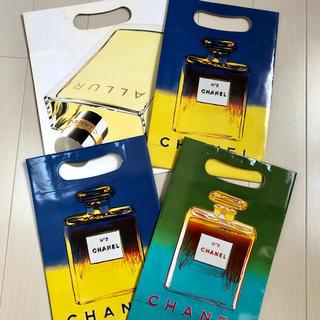 シャネル(CHANEL)のレトロ シャネル 香水用ペーパーバッグ(その他)