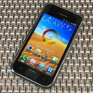 SAMSUNG - 極美品  docomo Galaxy S SC-02B ホワイト