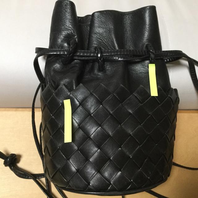 Bottega Veneta(ボッテガヴェネタ)のボッテガヴェネタのイントレチャートショルダーバッグ レディースのバッグ(ショルダーバッグ)の商品写真