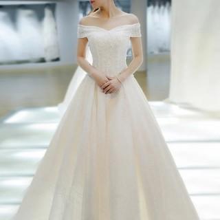 ウエディングドレス 結婚式 白