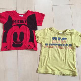 ジャンクストアー(JUNK STORE)のTシャツ 90 2枚セット(Tシャツ/カットソー)