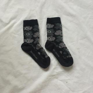 マリメッコ(marimekko)のキッズ マリメッコ 靴下 (靴下/タイツ)