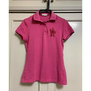 モンクレール(MONCLER)のモンクレールポロシャツS(ポロシャツ)