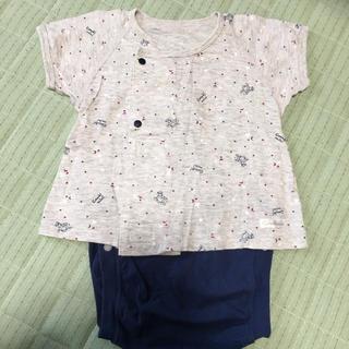 コンビミニ(Combi mini)のこつぶ様専用!Combi mini 股付きTシャツ(Tシャツ)