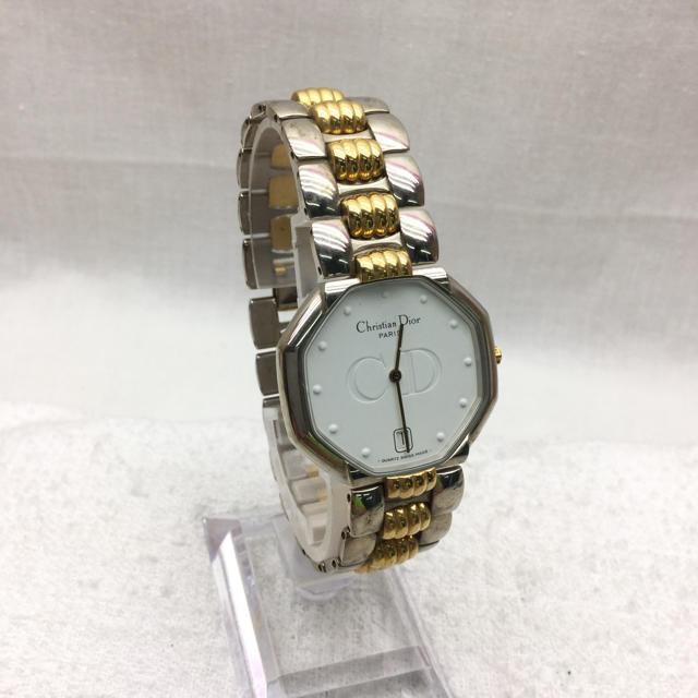 size 40 3f2e3 1d215 Christian Dior 腕時計 | フリマアプリ ラクマ