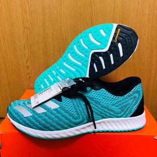 アディダス(adidas)のアディダス ランニングシューズ 新品 送料込(シューズ)