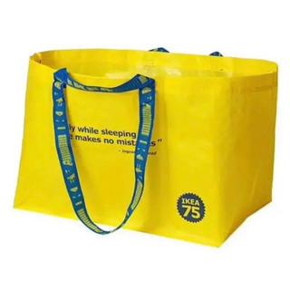 イケア(IKEA)のIKEA ショッピングバッグ L 限定品(ショップ袋)