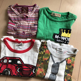 t/mini - Tシャツ 90