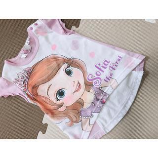 Disney - プリンセスソフィア Tシャツ