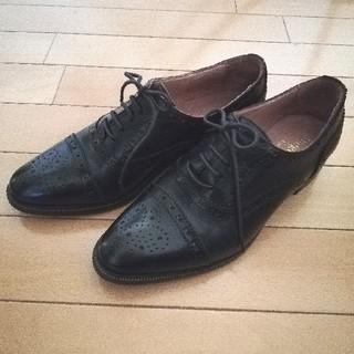 ディエゴベリーニ(DIEGO BELLINI)の☆お値下げ☆ディエゴベリーニ レディース ウィングチップシューズ(ローファー/革靴)