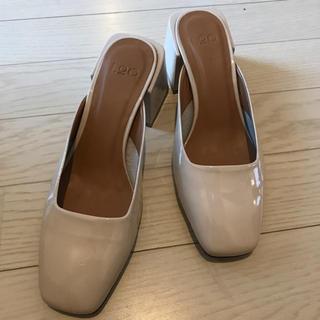 2019ss loq 靴 サンダル ミュール パンプス