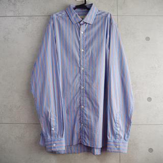 BURBERRY - BURBERRY ストライプ シャツ