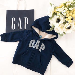 babyGAP - ★baby GAP アウター ボア付 80cm